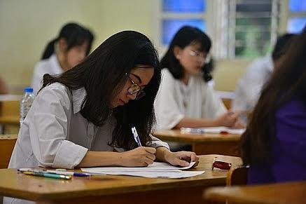 Dự kiến công bố kết quả thi THPT quốc gia vào ngày 14-7