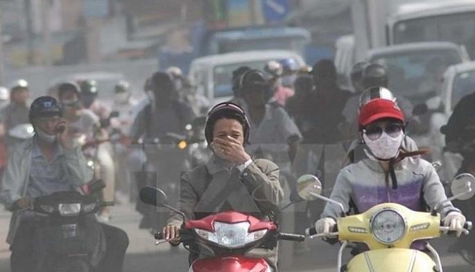 Hà Nội triển khai các biện pháp giảm thiểu ô nhiễm không khí