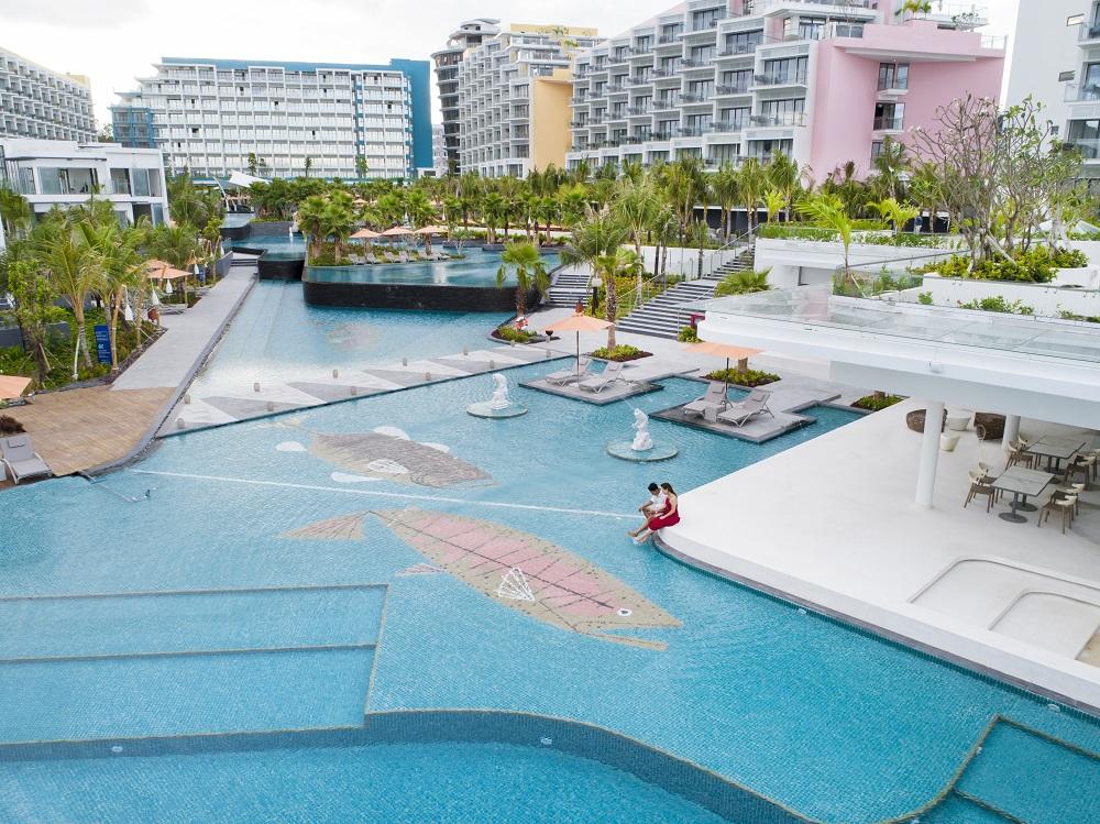 Không cần là tỷ phú, vẫn sống sang chảnh tại thiên đường nghỉ dưỡng Nam Phú Quốc