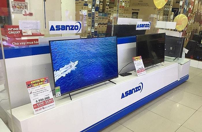 Asanzo sẽ không chịu trách nhiệm khi đối tác thu đổi sản phẩm cho khách hàng