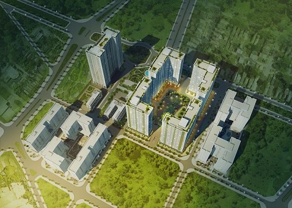Dự án EcoHome 3 nằm ngay cửa ngõ Phía Tây thủ đô Hà Nội, rất thuận tiện trong việc di chuyển vào Trung tâm Thành phố và các tuyến giao thông huyết mạch khác.
