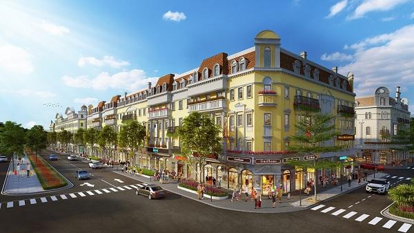 Hạ Long: Tiểu khu Silk Road - Shophouse Europe ra mắt giới đầu tư
