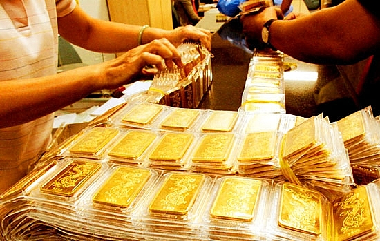 Giá vàng hôm nay 18/7: Vàng thế giới bật tăng, trong nước suy giảm