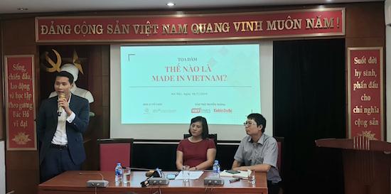 Made in Viet Nam: Chất lượng và thương hiệu mạnh hơn xuất xứ sản phẩm