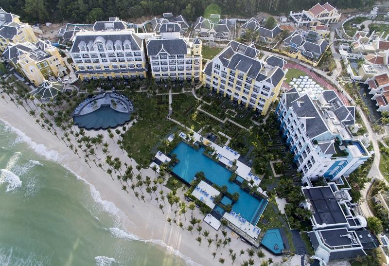 JW Marriott Phu Quoc Emerald Bay tiếp tục nhận 'bão' giải thưởng từ World Luxury Restaurant Awards