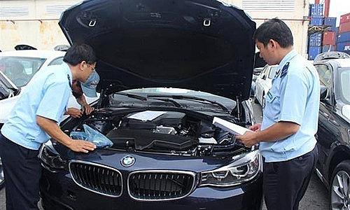 Phát hiện nhiều ô tô, xe máy nhập khẩu bị tẩy xóa số khung