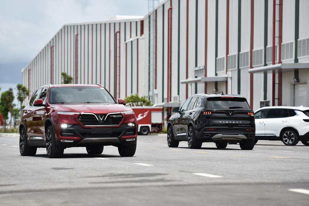 'Êm ái và tiện nghi, VinFast Lux xứng tầm xe sang'