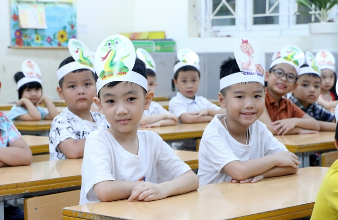 Trước khi vào lớp 1, trẻ cần được trang bị những gì?