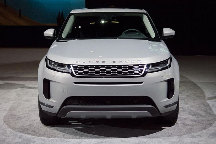 Range Rover Evoque 2020 về Việt Nam có giá dự kiến từ 3,7 tỷ đồng