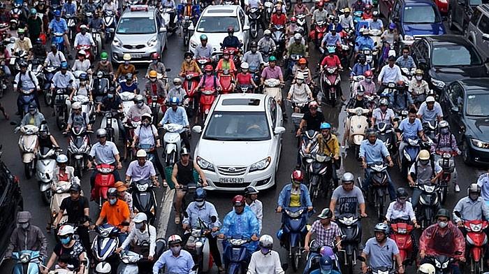 Việt Nam vẫn là thị trường tiêu thụ xe máy lớn thứ 4 thế giới