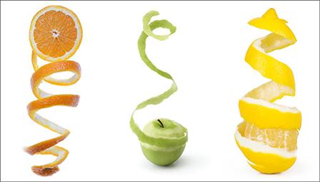 Gọt vỏ trái cây, rau củ : Chúng ta đang loại bỏ phần tốt nhất của các loại hoa quả 2