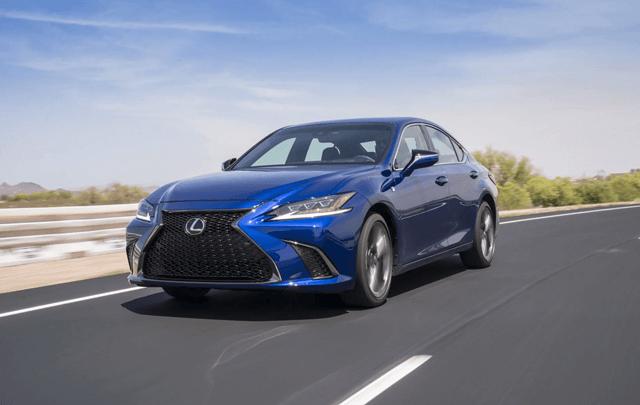 Cập nhật bảng giá xe Lexus tháng 8 mới nhất: Nhiều dòng hết nhẵn