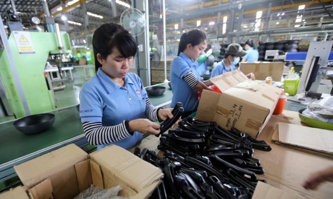 Doanh nghiệp Việt phải xây dựng nhãn hiệu sản phẩm riêng mới đủ sức cạnh tranh toàn cầu