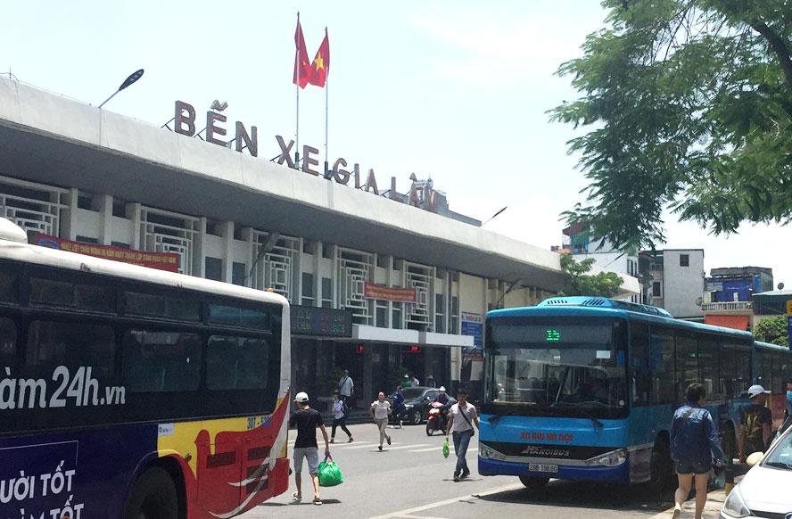 Hà Nội: Tăng cường thêm 300 xe khách phục vụ dịp nghỉ lễ 2/9