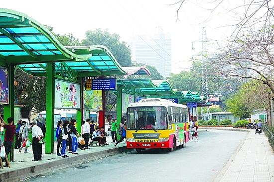 Hà Nội lựa chọn 307 vị trí lắp đặt nhà chờ xe buýt tại ngoại thành