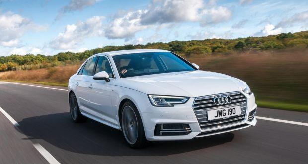Cập nhật bảng giá xe ô tô Audi mới nhất tháng 8/2019