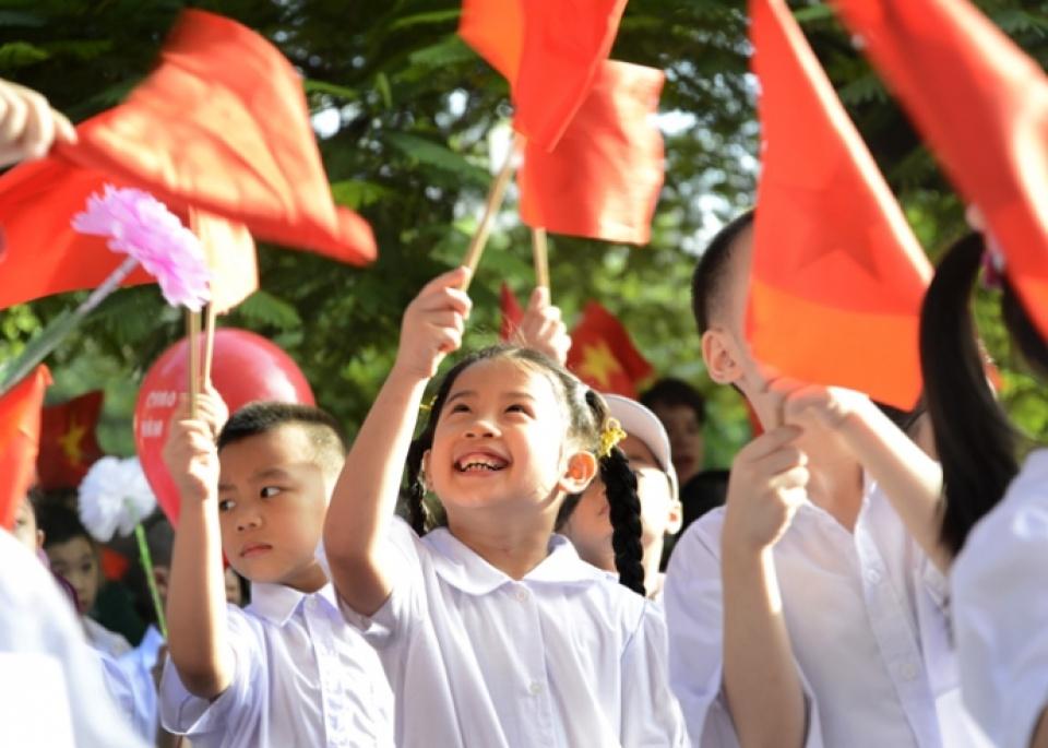Hà Nội: Học sinh được nghỉ lễ Quốc khánh từ 2 - 3 ngày
