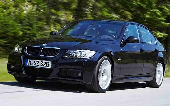 Triệu hồi gần 900 xe sang BMW 3 Series tại Việt Nam