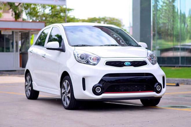 Cập nhật bảng giá xe ô tô Kia Morning tháng 8/2019: Giá 400 triệu quay đầu