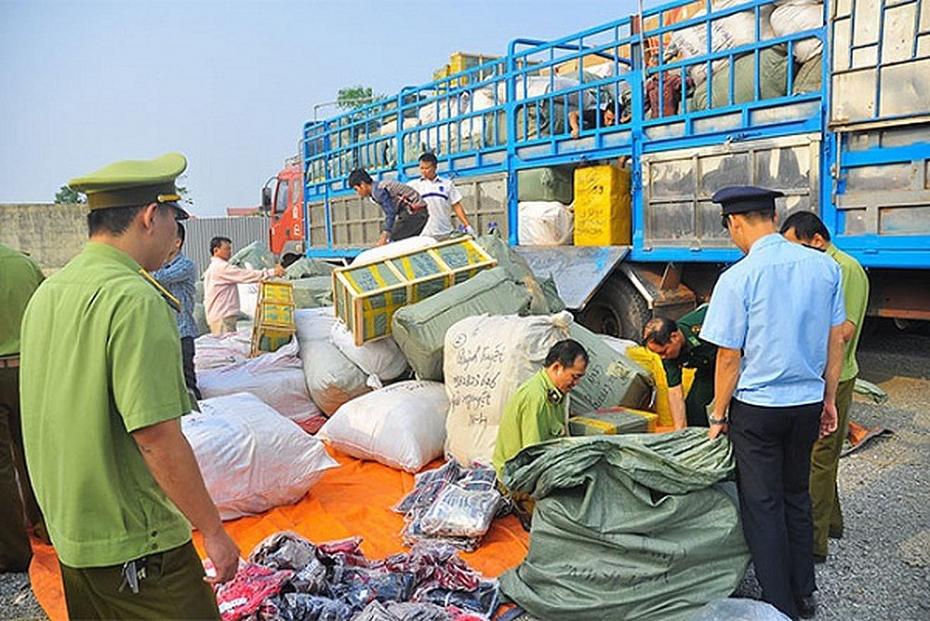 Lực lượng Quản lý thị trường phát hiện, xử lý hơn 47.000 vụ vi phạm