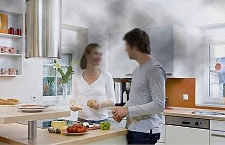 Ô nhiễm không khí trong nhà và hậu quả khó lường