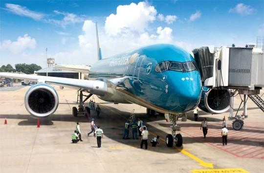 Siêu máy bay A350 của Vietnam Airlines phải quay đầu sau 15 phút cất cánh