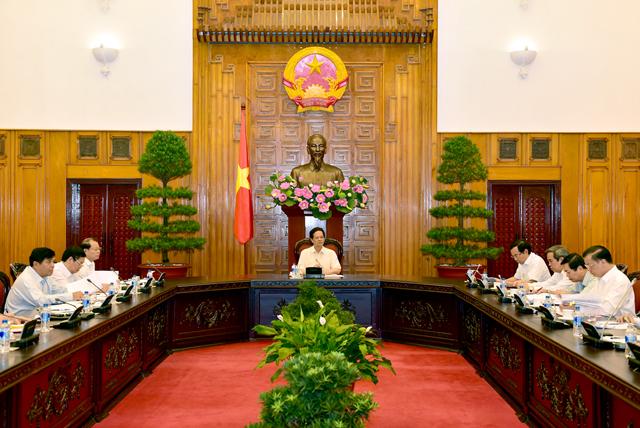 Thủ tướng Chính phủ: Đảm bảo giá trị đồng tiền Việt Nam