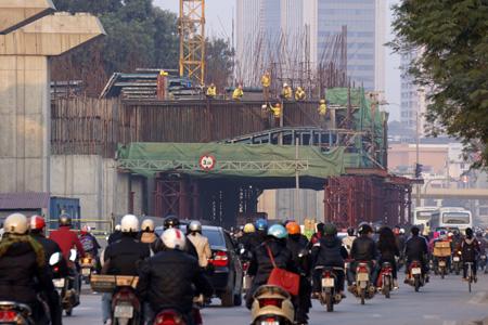 Đường sắt Cát Linh - Hà Đông: Cảnh cáo tổng thầu Trung Quốc, thay chỉ huy công trường