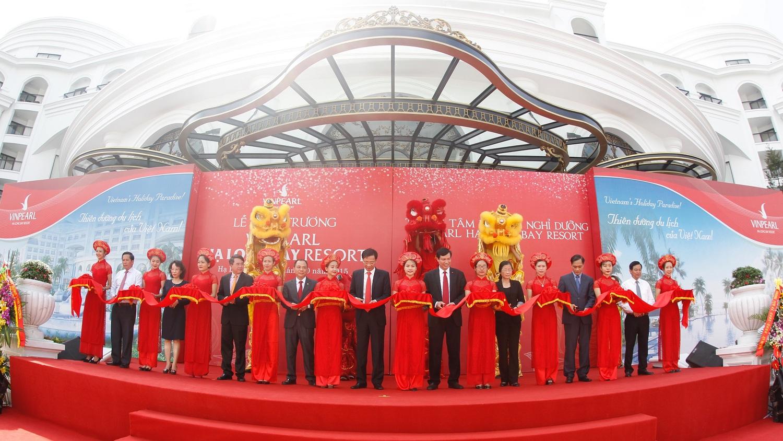 Vingroup đồng loạt khai trương khu nghỉ dưỡng 5 sao tại Hạ Long & Phú Quốc