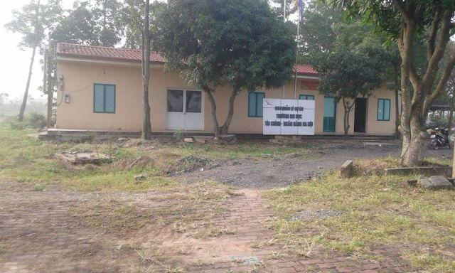 """Bài 2: Dự án xây trường ĐH Tài chính - Ngân hàng Hà Nội """"đắp chiếu"""" trơ trụi!"""