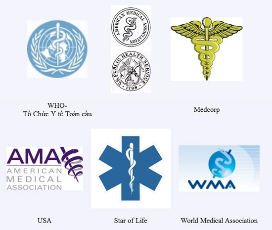 Giải mã ý nghĩa logo biểu tượng ngành y tế