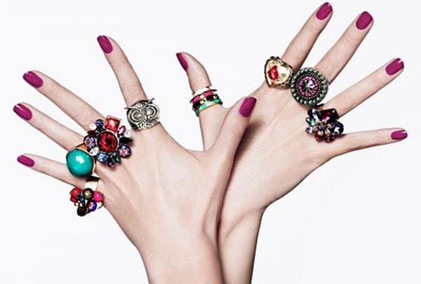 Phong thủy: Ý nghĩa của các ngón tay đeo nhẫn