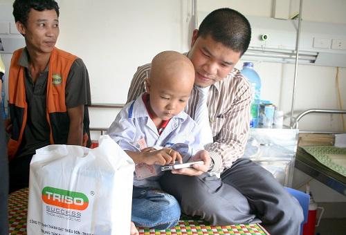 Hàng triệu Đô miễn phí phòng ngừa ung thư cho người Việt Nam