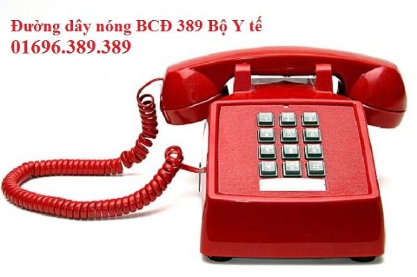 Bộ Y tế công bố số điện thoại đường dây nóng chống hàng giả