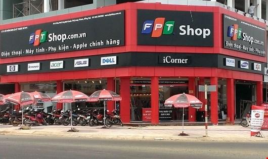 FPT Shop bị