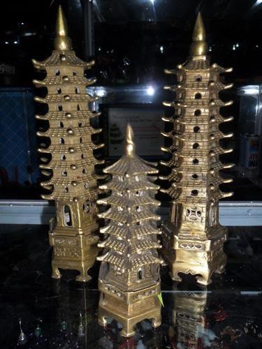 Sử dụng tháp Văn Xương trong phong thủy để cầu may mắn