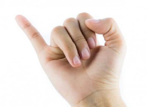 Tiết lộ bất ngờ về ý nghĩa ngón tay út