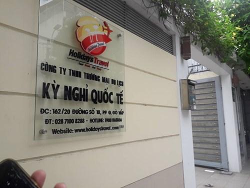 Tước giấy phép kinh doanh lữ hành quốc tế công ty để 152 khách Việt bỏ trốn ở Đài Loan