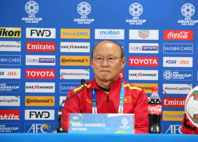 ĐTQG Việt Nam quyết tâm giành kết quả có lợi trong trận ra quân tại Asian Cup 2019