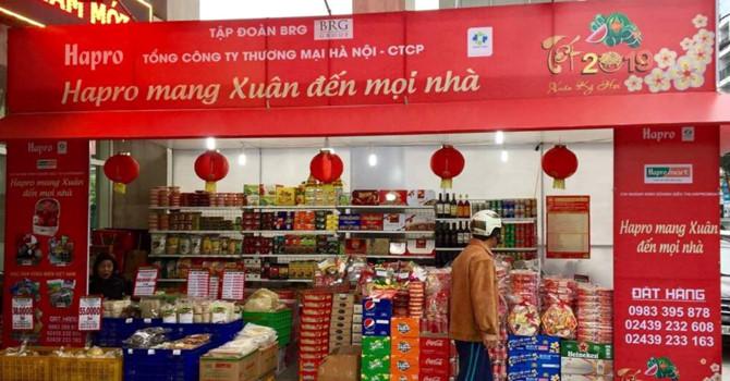 Hà Nội: 125 điểm đăng ký bán hàng phục vu nhân dân từ mùng 1 Tết