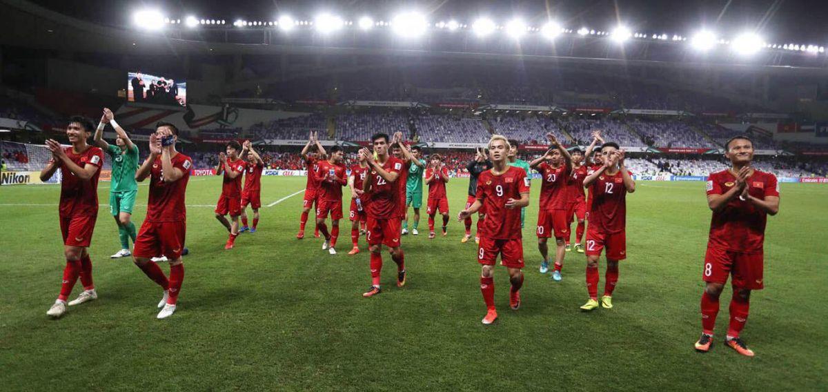 Vòng 1/8 Asian Cup 2019: Báo giới nước ngoài ca ngợi kì tích của đội tuyển Việt Nam