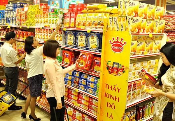 Những sản phẩm truyền thống nội địa đang được ưu tiên mua sắm hàng đầu