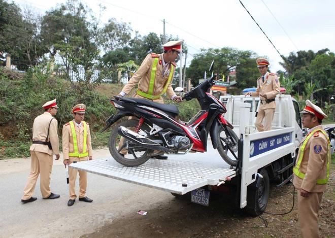 135 người tử vong vì tai nạn giao thông trong kỳ nghỉ Tết Nguyên Đán 2019