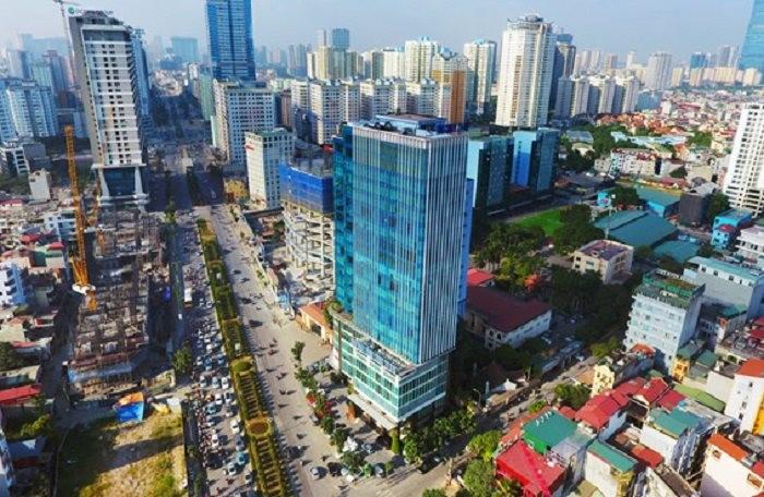 """Hà Nội: """"Lộ diện"""" hàng loạt chung cư, dự án vi phạm trật tự xây dựng"""