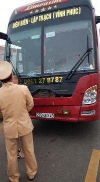 Vĩnh Phúc: Xe khách Limousine đâm liên hoàn đoàn người đưa tang, 7 người tử vong
