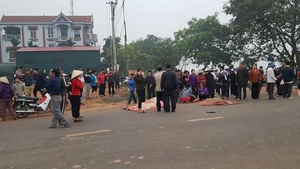 Vụ tai nạn làm 7 người tử vong ở Vĩnh Phúc: Tiết lộ lời khai ban đầu của tài xế