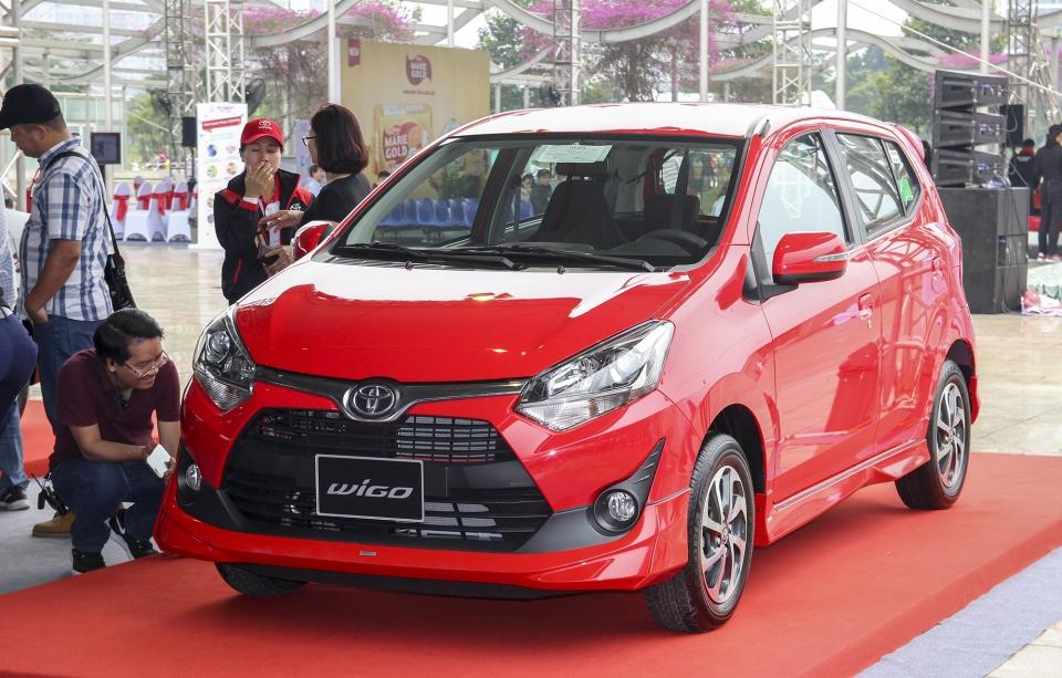 Về doanh số, Toyota Wigo đang ở vị trí thứ ba sau hai mẫu xe Hàn Quốc là KIA Morning và Hyundai Grand i10.