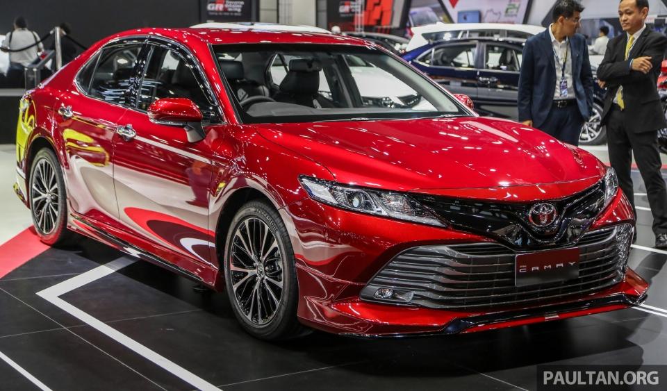 Toyota Camry 2019 sắp về Việt Nam có gì đặc biệt?