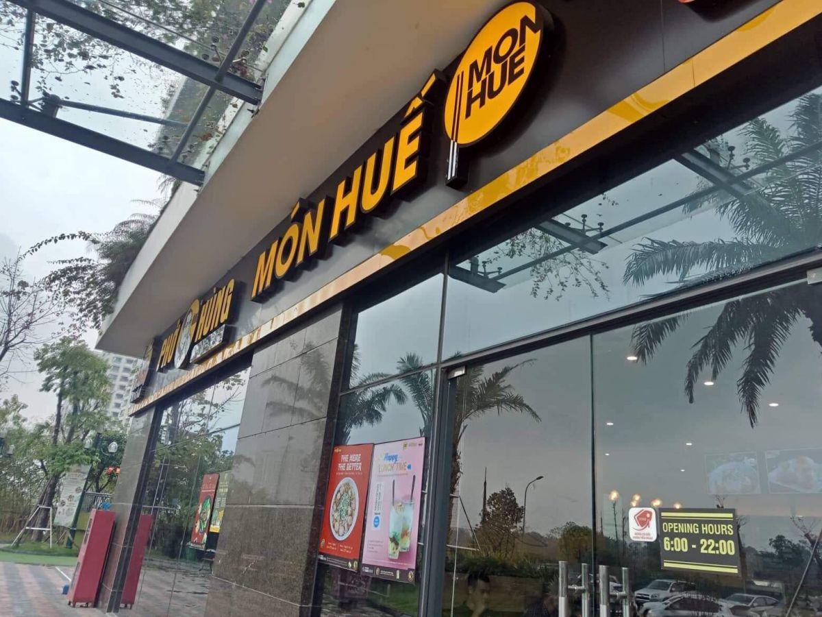 Nhà hàng Món Huế: Giá thành tỉ lệ nghịch với chất lượng dịch vụ