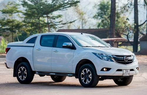 Hàng loạt mẫu xe bất ngờ giảm giá tại Việt Nam